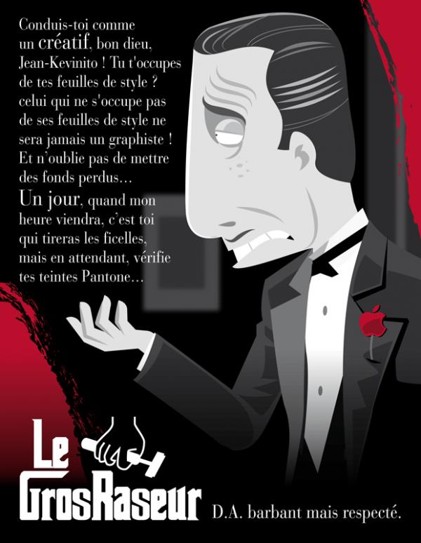 Parodies Affiches Films Version Graphiste Stouf Et Jean Ouf (6)