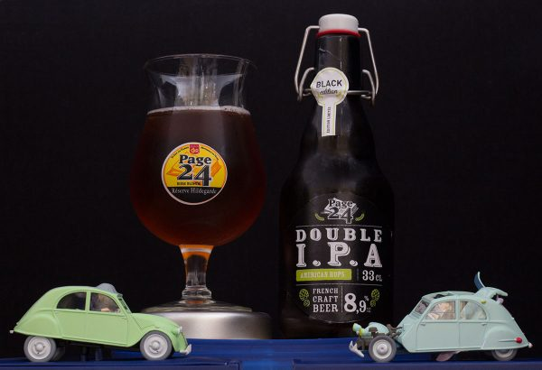 Page 24 Double IPA Black Edition