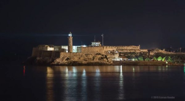 Radio Havane Time Lapse Cuba