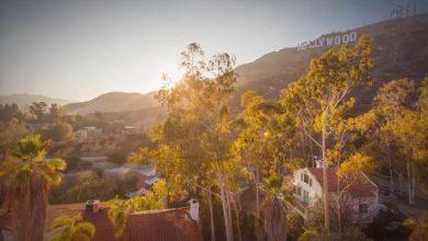 Photo of La ville de Los Angeles en time lapse & hyperlapse