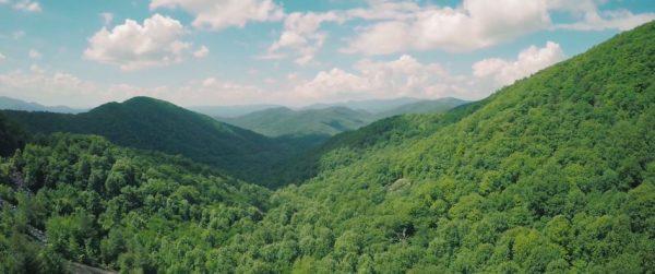 Time Lapse Montagnes Georgie