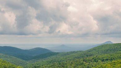 Photo of Les montagnes de la Géorgie dans un étonnant time lapse