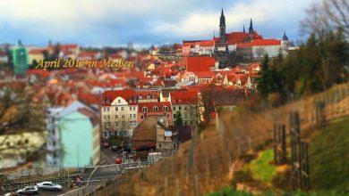 Photo of Un time lapse sur la petite ville allemande de Meissen