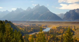 Time Lapse Yellowstone Grand Teton
