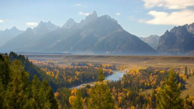 Photo of Le Wyoming et les parcs de Yellowstone et de Grand Teton