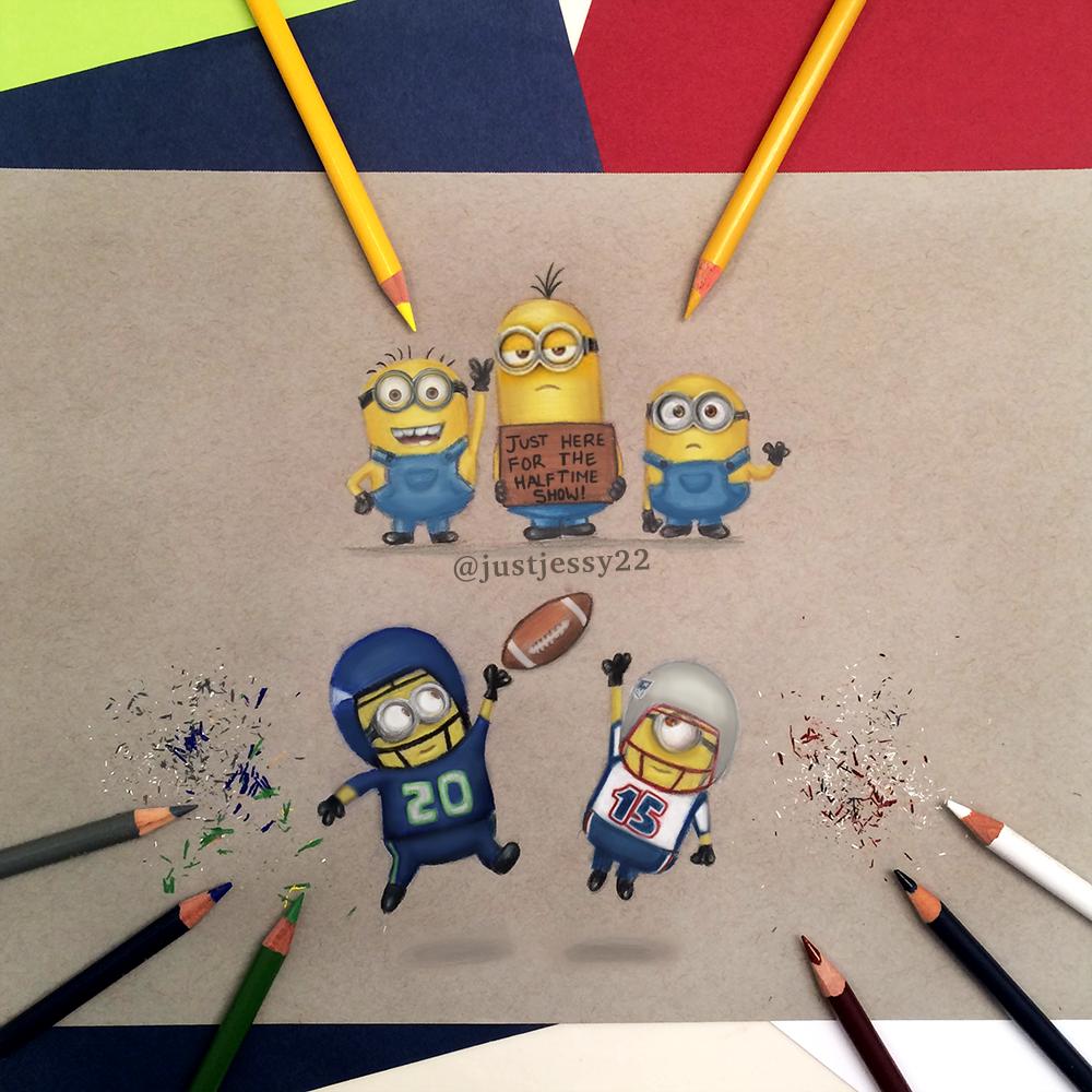 Photo of Les coups de crayons géniaux de JustJessy22