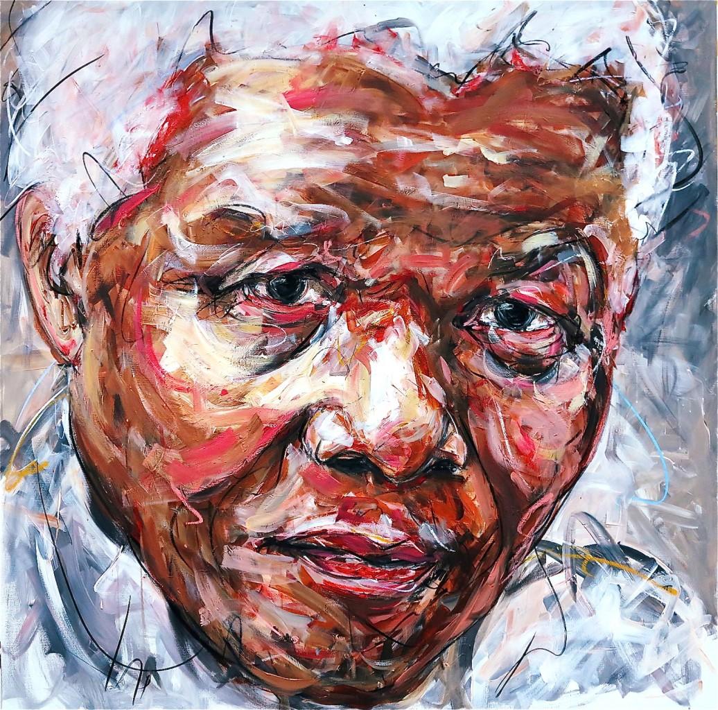 Photo of Découverte des peintures de l'artiste  Hom Nguyen