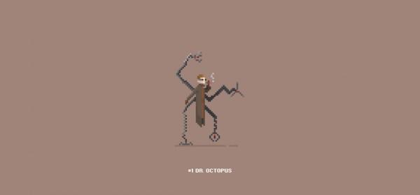 Marvel Pixel Art Huggo Sousa (2)