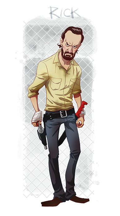 Personnages Walking Dead Edward Pun (4)