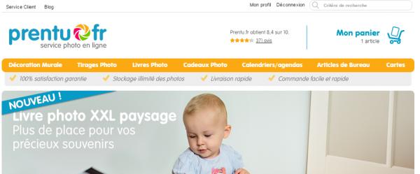 Webprint Homepage