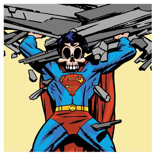 Super Heros Favoris Squelettes Jeremy Madl (2)