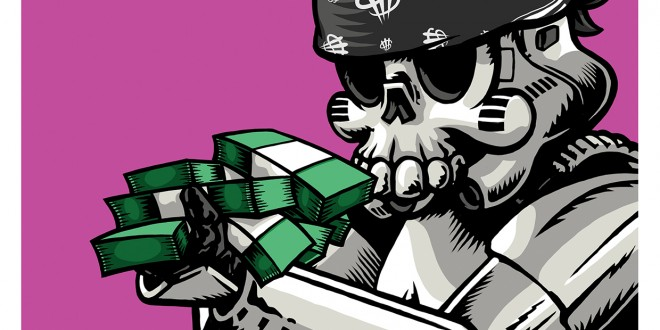 Super Heros Favoris Squelettes Jeremy Madl (4)