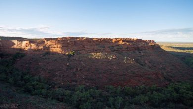 Photo of Découverte de Kings Canyon en time lapse – Australie
