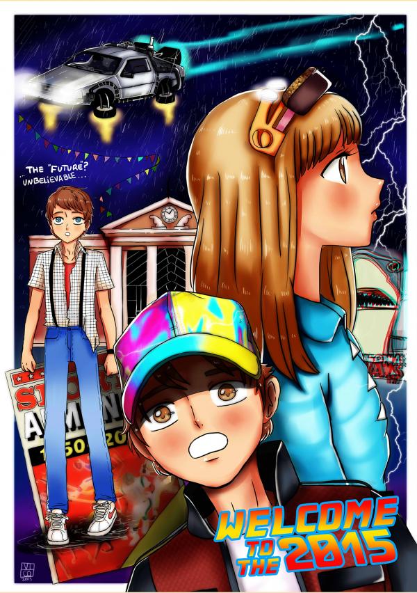 Vico Cóceres imagine une version Manga de cette saga ...