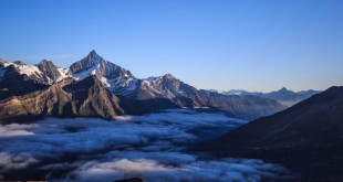 Alpes Suisses Time Lapse