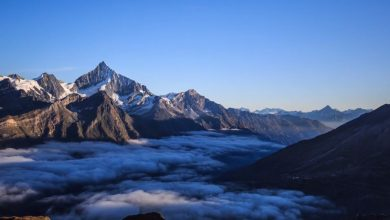 Photo of Visitez le sud des Alpes suisses en time lapse