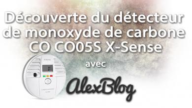 Photo of Découverte du détecteur de Monoxyde de Carbone CO CO05S X-Sense