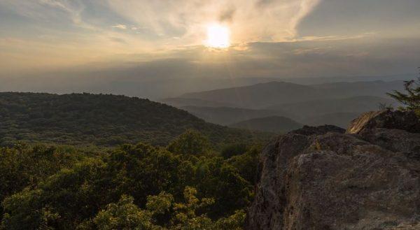 Decouverte Parc National Shenandoah Time Lapse