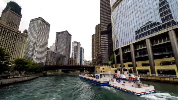 Hyperlapse Chicago