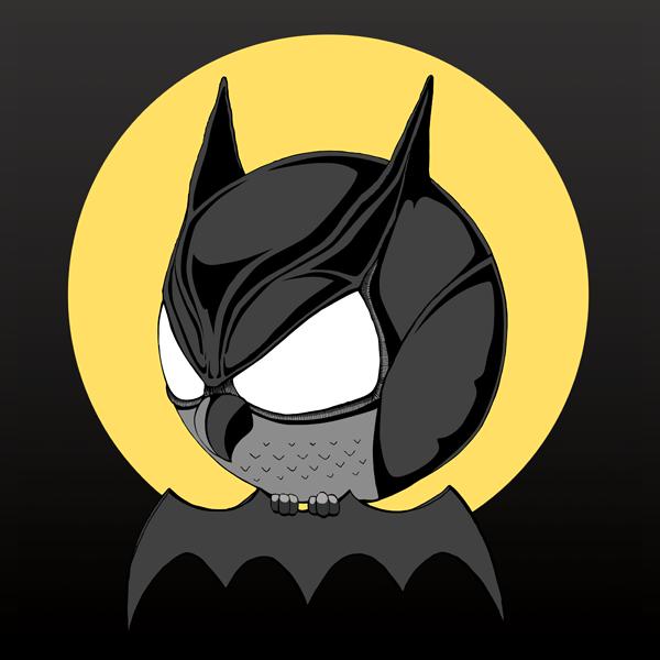 Illustrations Super Heros Hiboux (2)
