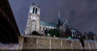 Paris Day Night Hyperlapse