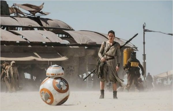 Star Wars 7 Le Reveil De La Force Photo