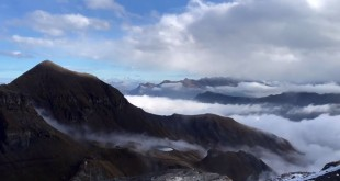 Time Lapse Alpes Suisses