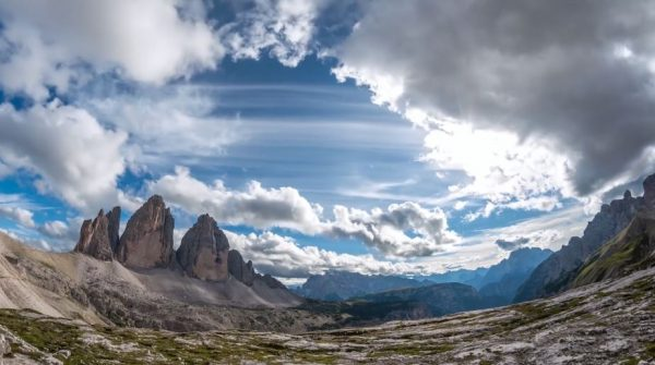 Time Lapse Dolomites Michele Colombo