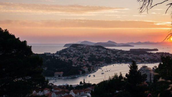 Time Lapse Dubrovnik