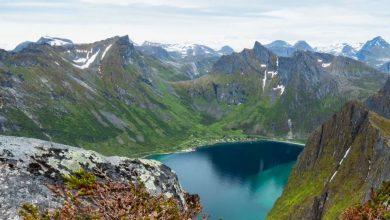 Photo of Visitez la Norvège  comme jamais grâce au time lapse de Lasse Henning