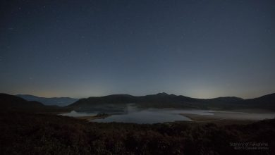 Photo of La beauté des paysages naturels de la Préfecture de Fukushima en time lapse