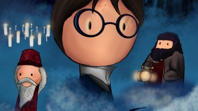 Photo of Des affiches de films célèbres dans une version cartoons par Paulo Cardoso