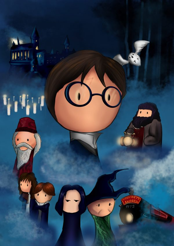 Affiches Films Version Cartoons Paulo Cardoso (2)