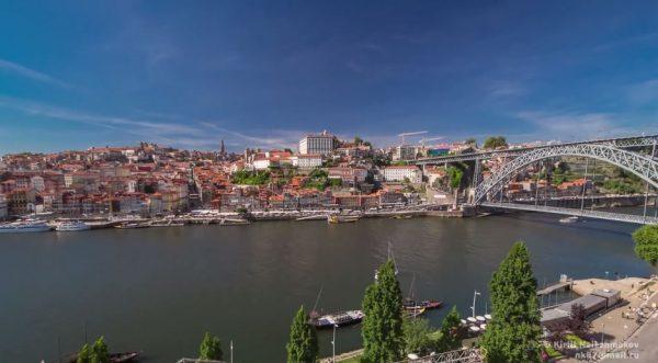Hyperlapse Porto