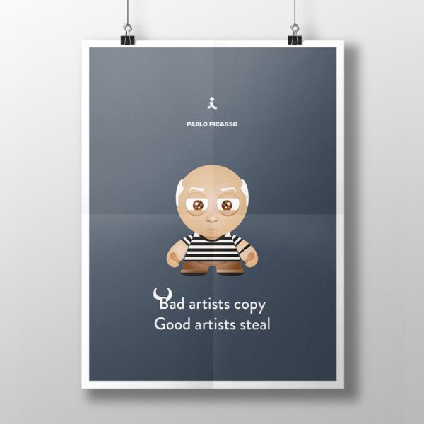 Illustrations Cartoons Icones Culture Pop Indicius (11)