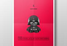 Photo of Illustrations sous forme de cartoons d'icônes de notre Culture Pop par Indicius