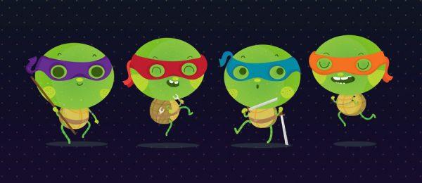 Illustrations Mignonnes Personnages Television Cinema Mj Da Luz (10)