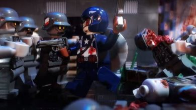 Photo of Lego Captain America 3: Nazi Zombies – Un stop motion qui dépote !