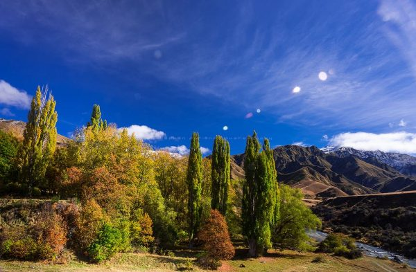 Mainland New Zealand Time Lapse