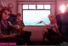 Photo of Et si les personnages de Disney avaient été à Poudlard ? Par Isaiah Stephens