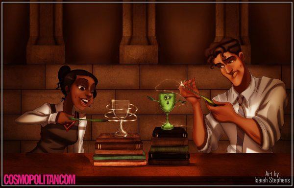 Personnages Disney Poudlard Isaiah Stephens (6)