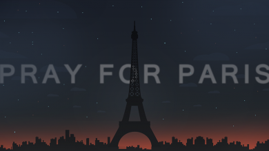 Photo of Pray for Paris – Un hommage en illustrations …