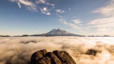 Photo of Right Above it – un time lapse de Donald Jensen