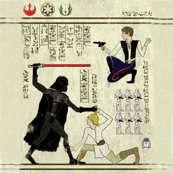 Super Heros Culture Pop Hieroglyphe Josh Lane (1)