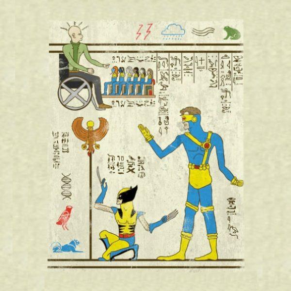 Super Heros Culture Pop Hieroglyphe Josh Lane (10)