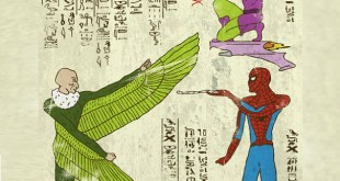 Super Heros Culture Pop Hieroglyphe Josh Lane (4)