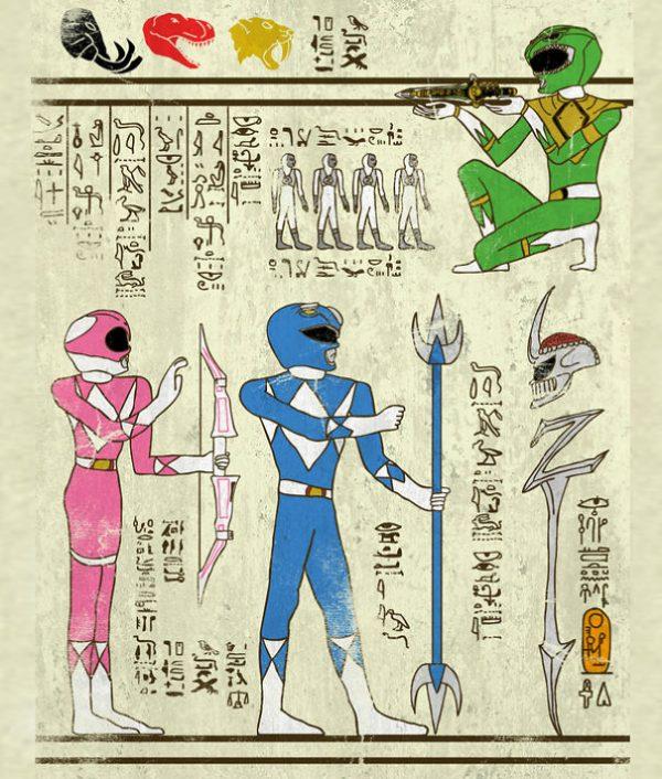 Super Heros Culture Pop Hieroglyphe Josh Lane (7)