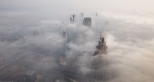 Time Lapse Dubai Matthew Vandeputte