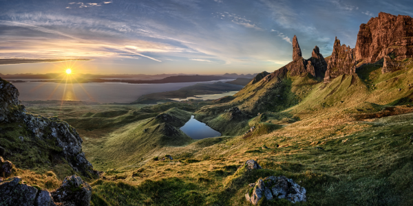 Old Man Of Storr Christian Schweiger