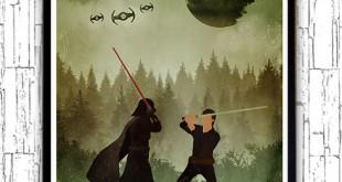 Affiches Miniamlistes Star Wars Alp Celik (6)